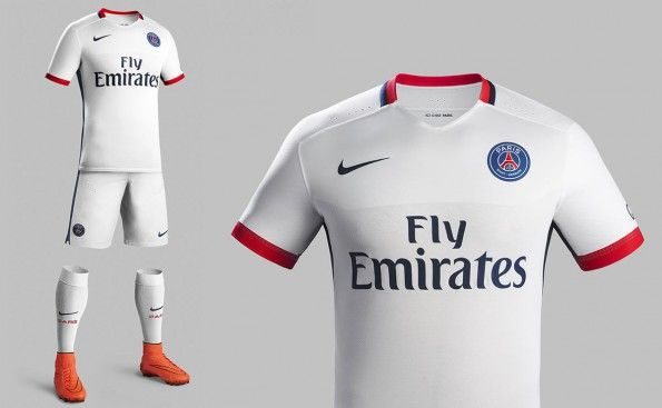 Kit away PSG 2015-2016