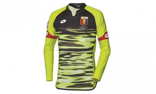 Maglia portiere Genoa 2015-2016