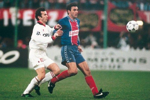 Milan-PSG 1994-1995 Savicevic