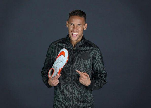 Neymar Jr scarpe Hypervenom II