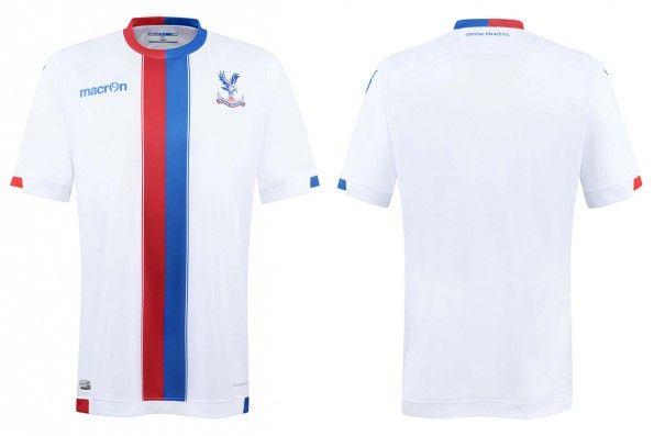 Seconda maglia Crystal Palace 2015-2016