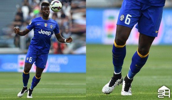 Paul Pogba (Juventus) - Nike Magista Obra Custom