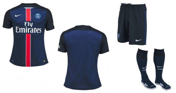 Maglia PSG 2015-2016 Nike