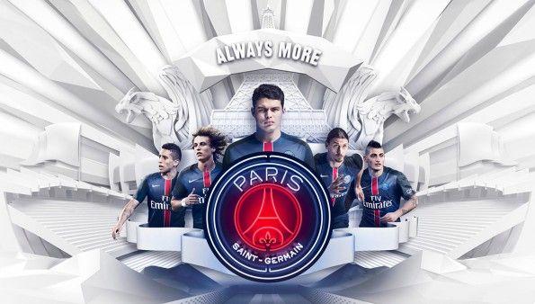 Presentazione maglia Paris Saint-Germain 2015-2016