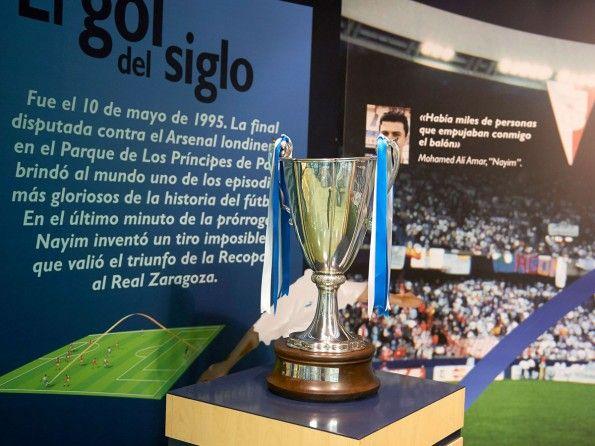 Real Zaragoza, Coppa delle Coppe 1995