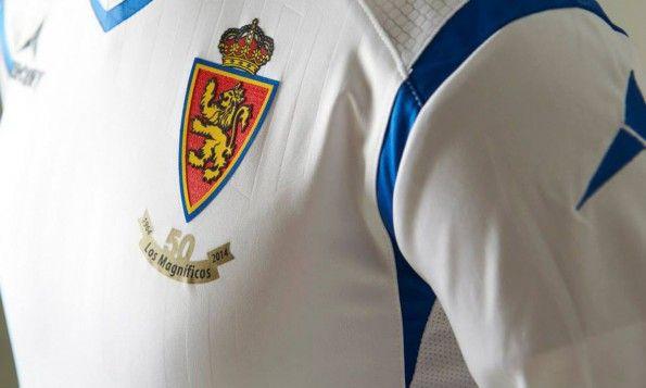 Real Zaragoza, patch maglie 2014-2015