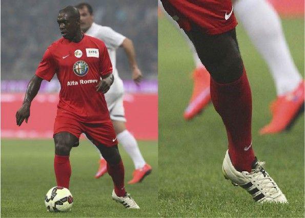 Clarence Seedorf - adidas Adipure IV
