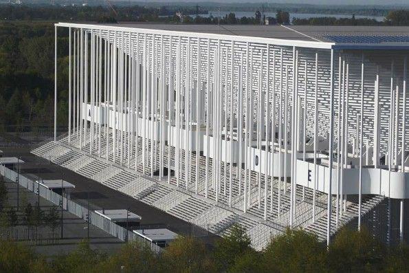 Il nuovo stadio del Bordeaux