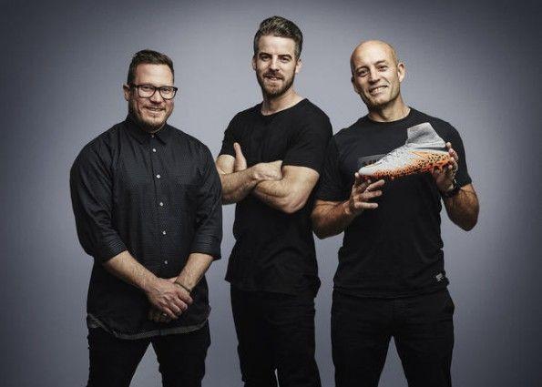 Team designer Nike Hypervenom