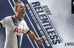 Kit Tottenham 2015-2016 Under Armour