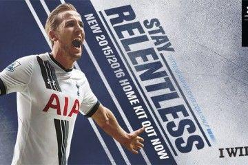 Kit Tottenham 2015-2016 Under Armour