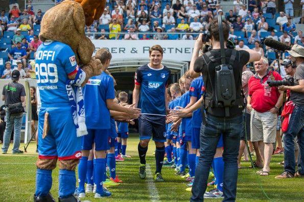 Third kit Hoffenheim 2015-16