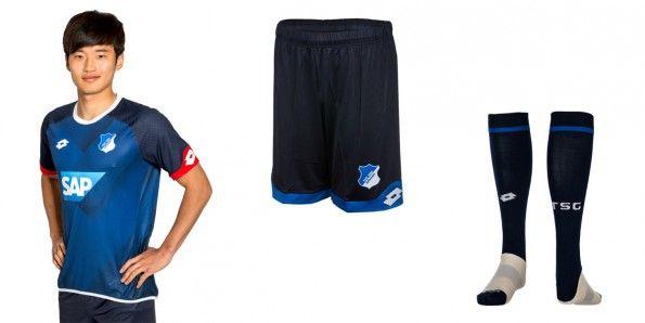 TSG Hoffenheim third kit 2015-2016