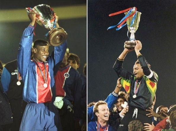 Vittoria PSG Coppa delle Coppe 1995-96