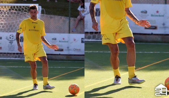 Francesco Acerbi (Porto Cervo Amatori) - Nike Hypervenom Phelon Neymar