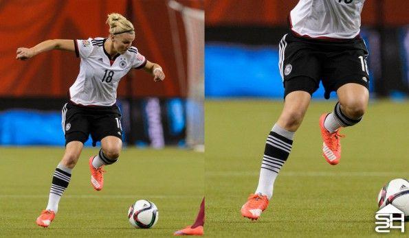 Alexandra Popp (Germania) - Puma evoSpeed SL Pelle