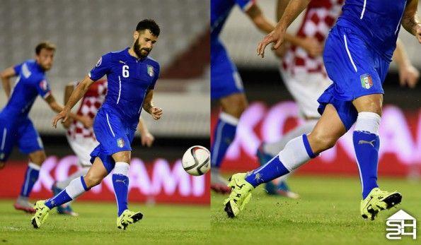 Antonio Candreva (Italia) - adidas X15