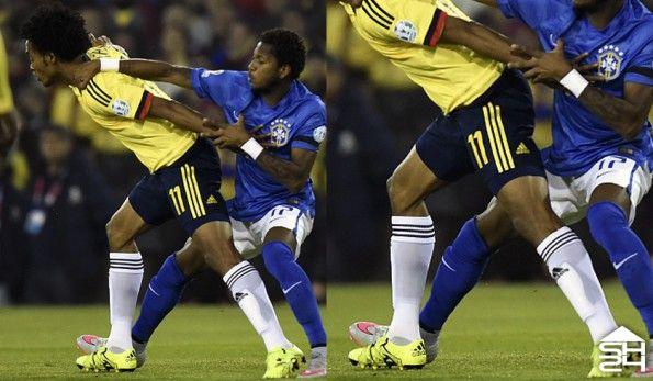 Juan Cuadrado (Colombia) - adidas X15