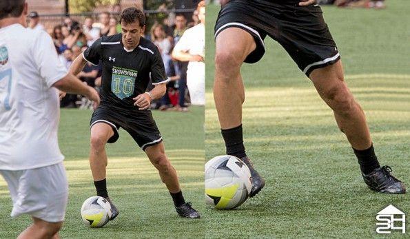 Alessandro Del Piero (Steve Nash Showdown) - Mistery Boots