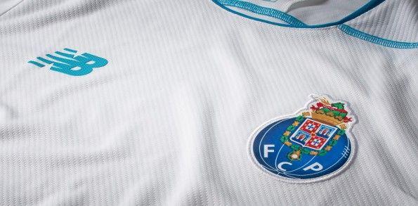 Dettaglio terza maglia Porto 2015-2016