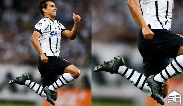 Jadson (Corinthians) - adidas X15 Black