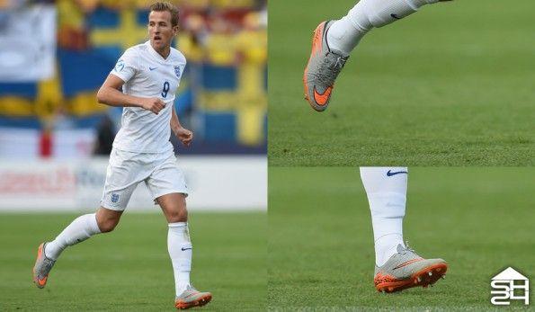 Harry Kane (Inghilterra) - Nike Hypervenom II Phinish