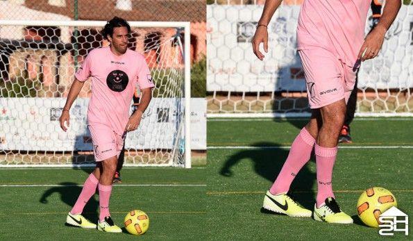 Luca Toni (Porto Cervo Amatori) - Nike Elastico Pro