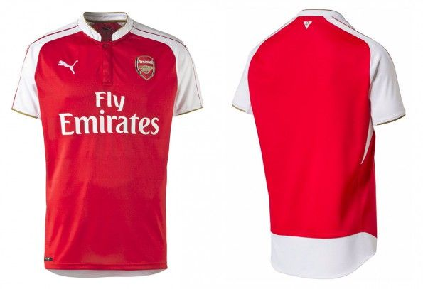 Maglia Arsenal home 2015-2016 Puma