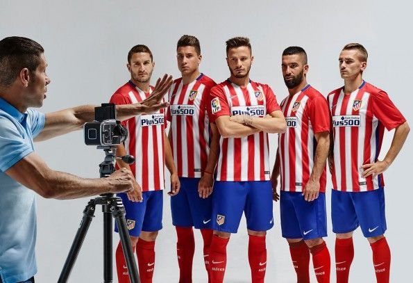 Kit Atletico Madrid 2015-2016