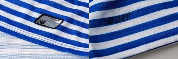 Righine bianco-blu casacca Porto 2015-16
