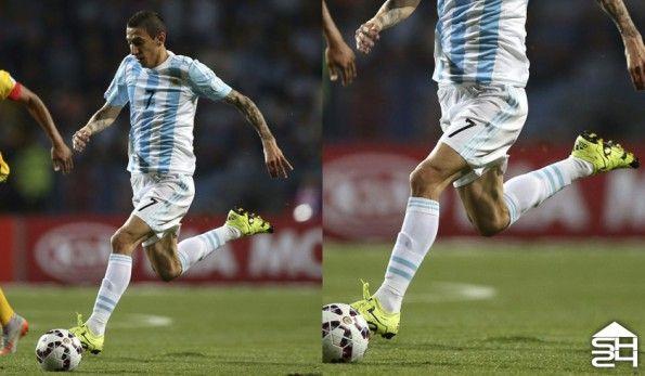 Angel Di Maria (Argentina) - adidas X15