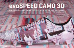 Scarpe evoSpeed 1.4 Camo 3D