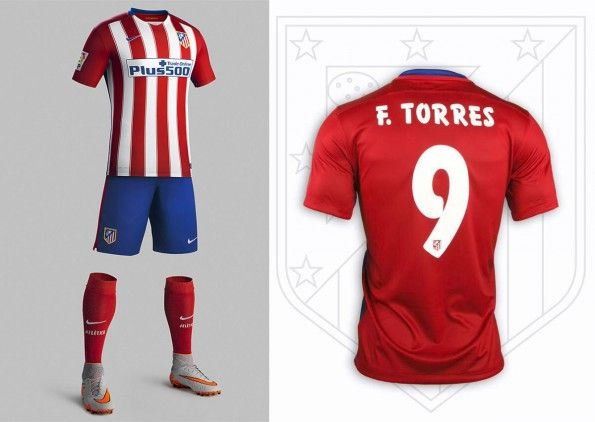 Font Atletico Madrid 2015-16