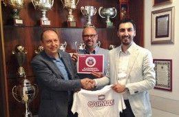 Garman sponsor tecnico Cittadella