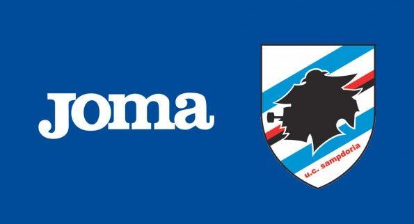 Joma sponsor tecnico Sampdoria