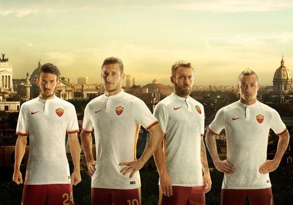 Kit AS Roma away 2015-2016