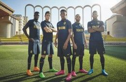 Presentazione kit Monaco away 2015-16