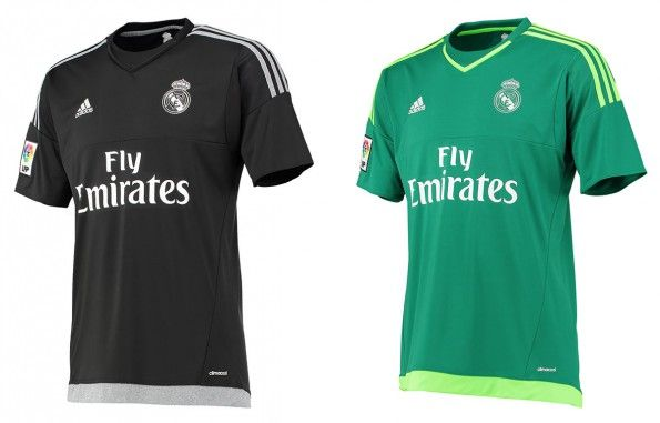 Maglie portiere Real Madrid 2015-2016