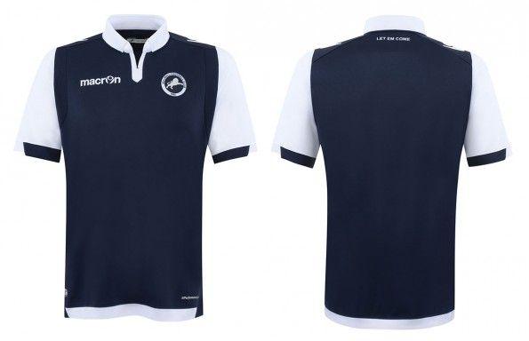 Prima maglia Millwall 2015-16