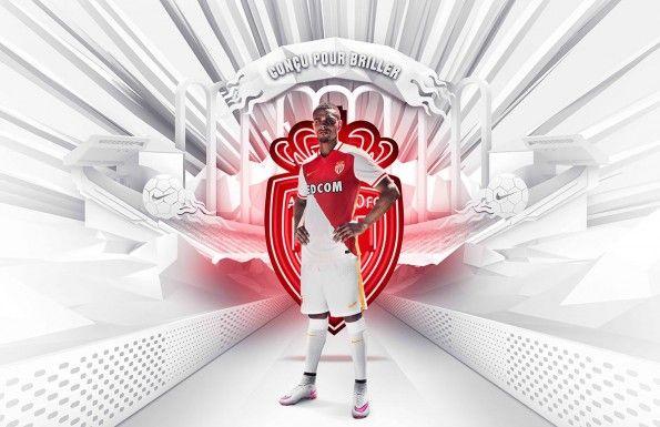 Kit Monaco 2015-2016 Nike