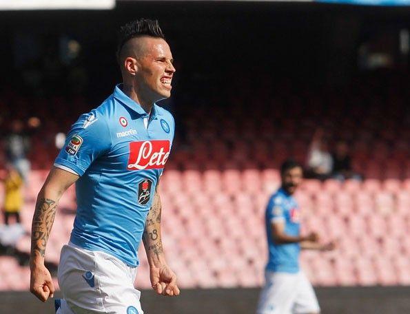 Napoli, home 2014-2015, Hamsik