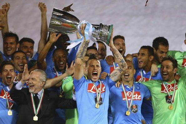 Napoli, Supercoppa Italiana 2014