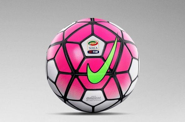 Pallone Serie A 2015-2016 Nike Ordem 3