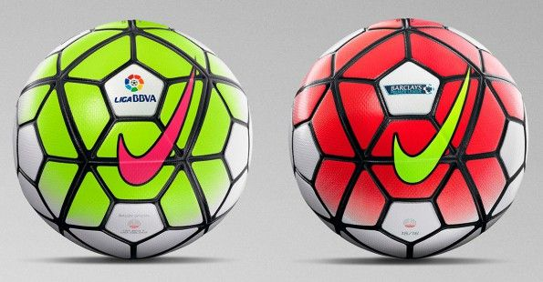 Palloni Premier League e Liga 2015-2016 Nike