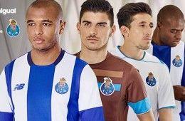 Kit Porto 2015-16 New Balance