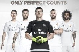Kit Real Madrid 2015-2016