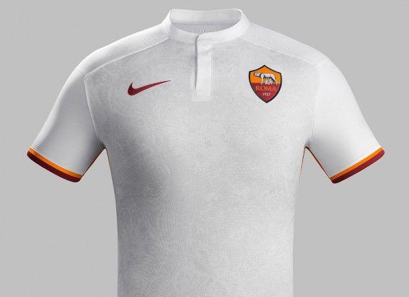 Maglie Roma 2015-2016 Nike, ispirazione ai centurioni romani