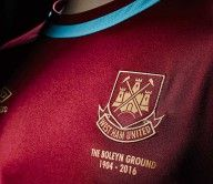 Stemma oro West Ham 2015-16