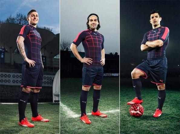 Verratti, Aguero e Falcao con le evoSpeed SL