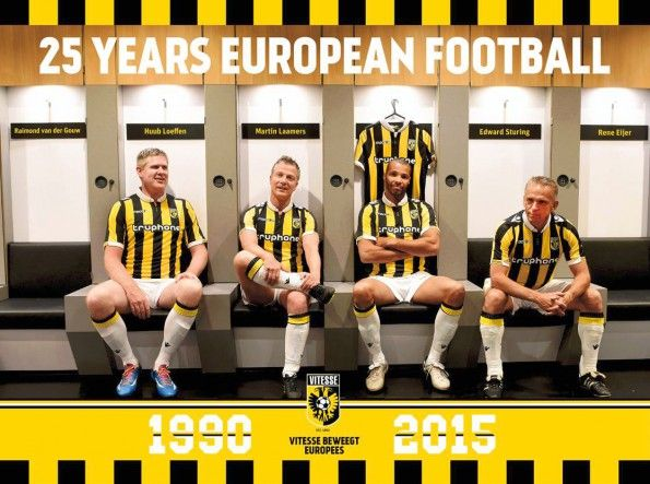 Kit Vitesse 2015-2016 Macron
